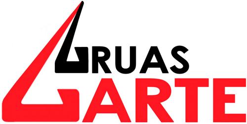 Logotipo Grúas Garte