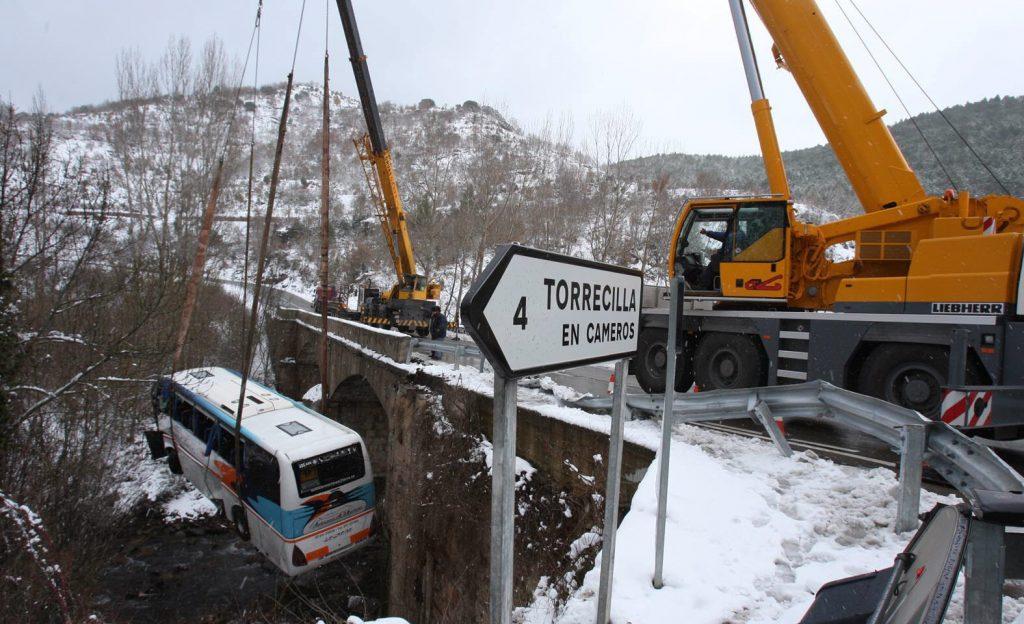 Grúas Garte rescate vehículos