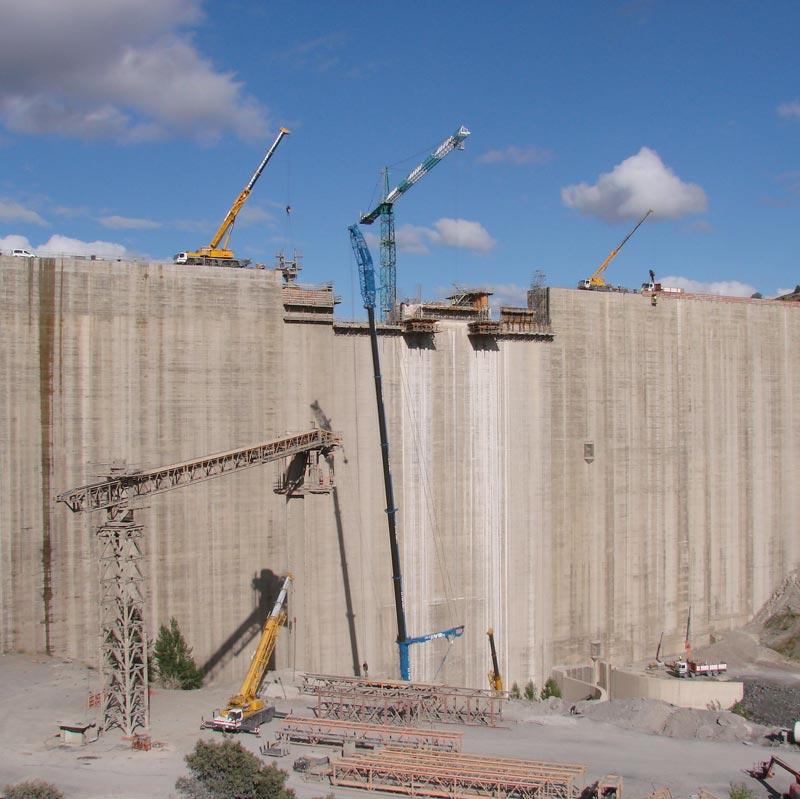Grúas Construcción